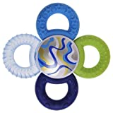 MAM Twister Teether - Blue Review and Comparison