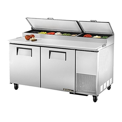 Refrigerated Work Table (True TPP-67 Pizza Prep Table 67