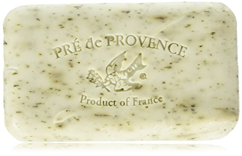 Pre de Provence Artisanal French Soap Bar Enriched with Shea