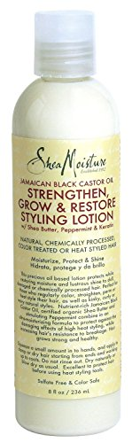 Shea Moisture Jamaican Black Castor Oil Strengthen, Grow and
