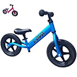 LAVA SPORT Aluminum Balance Bike – Ultra Lightweight for Toddlers and Kids 2, 3, 4 Year Old
