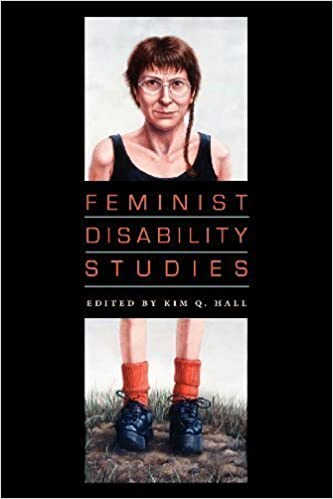 Feminist Disability Studies 1st (first) Edition published by Indiana University Press (2011)