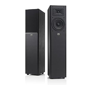 jbl tower speakers. jbl arena 170 black 2-way 7-inch floorstanding loudspeaker (black) - jbl tower speakers v