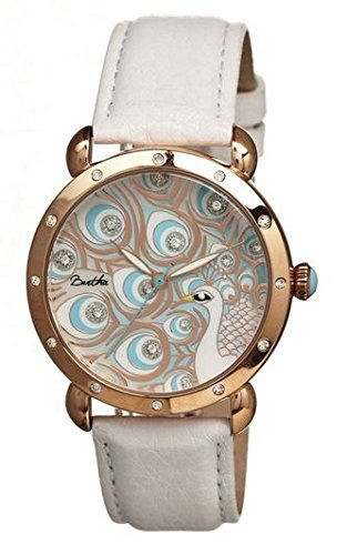 bertha-womens-br3806-genevieve-white-multicolor-leather-watch