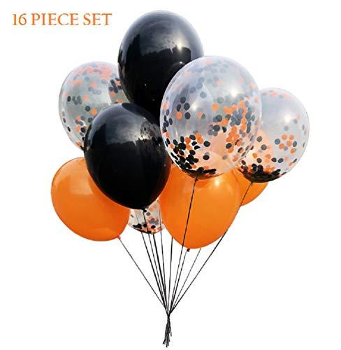 Orange & Black 18