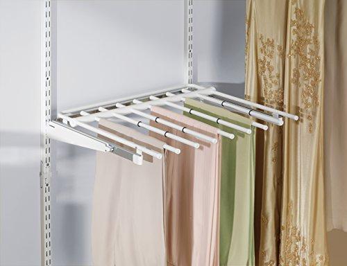 wire closet rack - 8