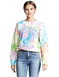 Women's Grateful Dead Tie Dye Sweatshirt
