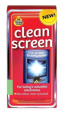 Price comparison product image Scotts HDTVC1 Clean Screen Plus Cloth