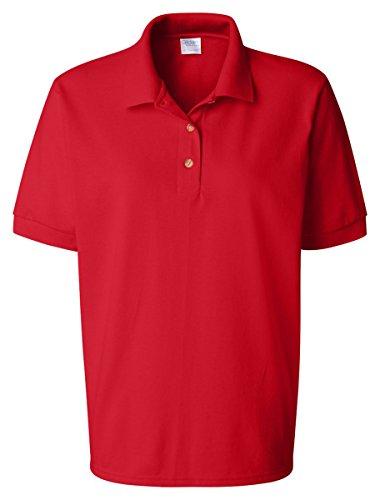 Gildan - Ladies' Ultra Cotton Pique Knit Sport Shirt - 3800L (Ultra Cotton Shirt Pique Sport)