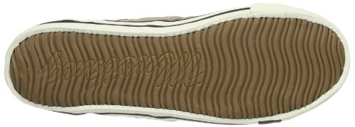 flat brown Women Mustang 4 401 braun Slipper 1099 Bg4aq