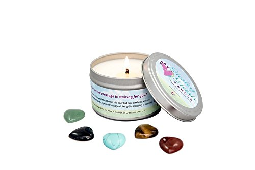 Healing Hearts Pet Memorial Candle Healing Pet Stone