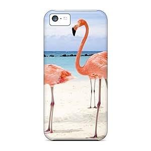 New Arrival Iphone 5c Case Flamingos Case Cover