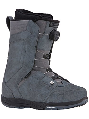 Ride Jackson Snowboard Boots - Grey - 11 (Ride Boots)