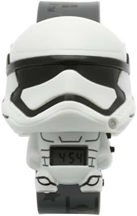 BulbBotz 2021128 Star Wars Stormtrooper Light Up Watch