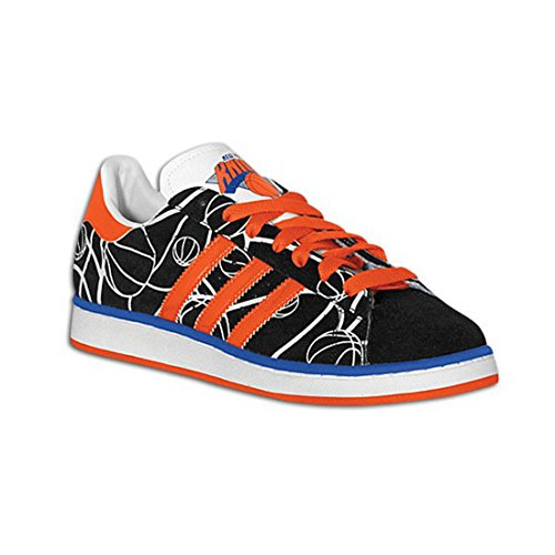 Adidas Campus Ii - New York Knicks (Sort1 / Orange / Blå Sld) sIMPtr60s