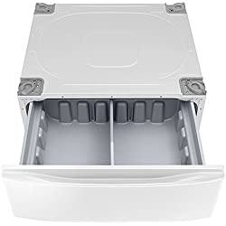 Samsung WE302NW 30 In. Laundry Pedestal/Drawer, White