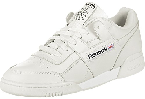 Uomo Workout Scarpe White Fitness Reebok Plus Da Mu YwqzxZg