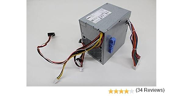 Dell Dimension 521 305W 24Pin 4Pin 12V Power Supply N305N-03 NPS-305FB D MH495 Renewed