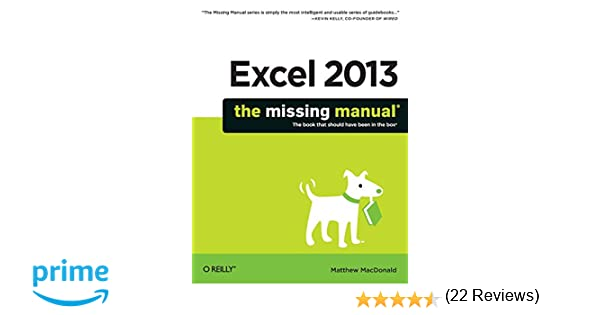Workbook cutting worksheets : Amazon.com: Excel 2013: The Missing Manual (9781449357276 ...