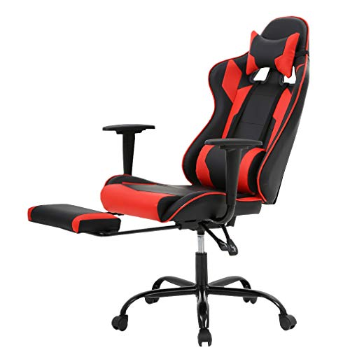 (New Office Gaming Chair High-Back Computer Chair Ergonomic Design Racing Chair)