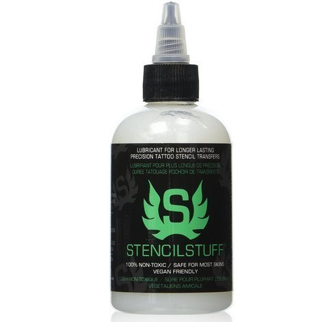 Wholesale-Stencil Stuff Tattoo Stencil Transfer Formula | 8oz Tattoo ink beauty tools Ou xin Li