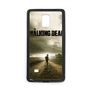 DIY Phone Case for Samsung Galaxy Note 4, The Walking Dead Cover Case - HL-541907