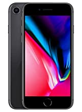 "Apple iPhone 8 - Smartphone de 4.7"" (256 GB) gris espacial"