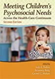 img - for Meeting Children's Psychosocial Needs Across the Healthcare Continuum book / textbook / text book