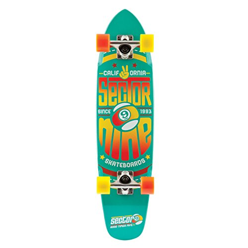 sector-9-the-wedge-complete-skateboard-teal