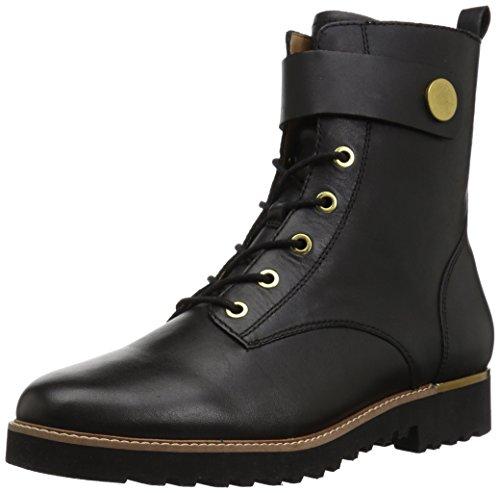 Sarto Boot Combat Corie Franco Women's 001 Black qndZaq
