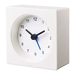 Ikea Clock Decorative Alarm Battery Operated 3