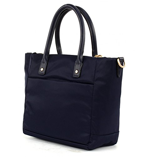 Joop! Madea In Nylon Tote Piccolo Blu Scuro