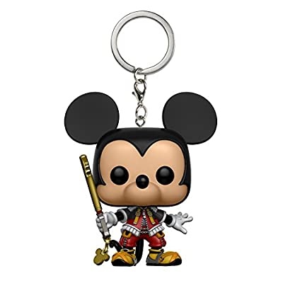 FunKo 13134 - Pocket POP! Porte-Clés - Kingdom Hearts - Mickey