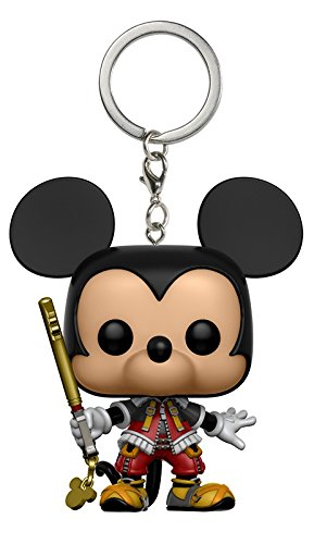 Funko Pop Keychain: Kingdom Hearts Mickey Toy Figures