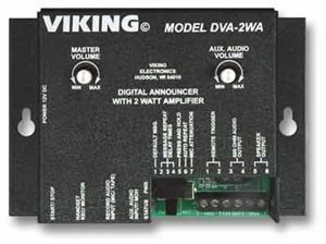 Viking Electronics VK-DVA-2WA Promotion On Hold Device by Viking