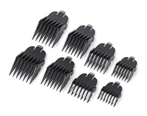 BaBylissPRO Clipper Comb Guard 8 PC Set for FXF811 - 41SLgbdl 2BiL - BaBylissPRO Clipper Comb Guard 8 PC Set for FXF811