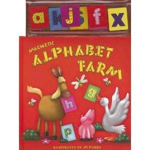 Alphabet Farm (large Version) (Magnetic - Alphabet) ebook