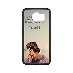 Custom High Quality WUCHAOGUI Phone case One Direction Music Band Protective Case For Samsung Galaxy S6 - Case-9