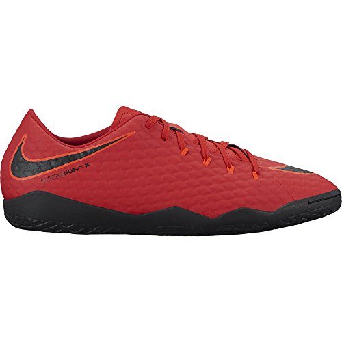 Phelon Black University Homme Rouge brigh Noir IC III Chaussures Football Hypervenomx de Red Nike 57qwff