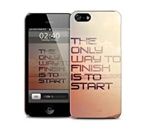 The Only Way iPhone 5 / 5S protective case