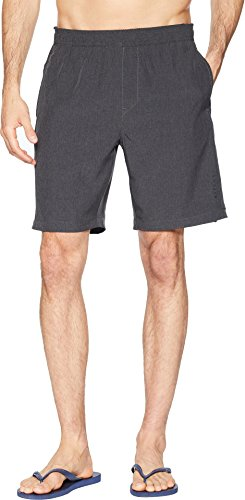 Flap Pocket Striped Shorts - Rip Curl  Men's Mirage Covert Boardwalk Hybrid Shorts Charcoal Small 8
