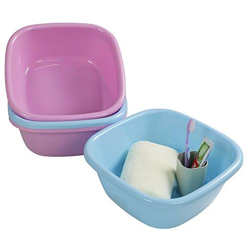 plastic basin tub - 7
