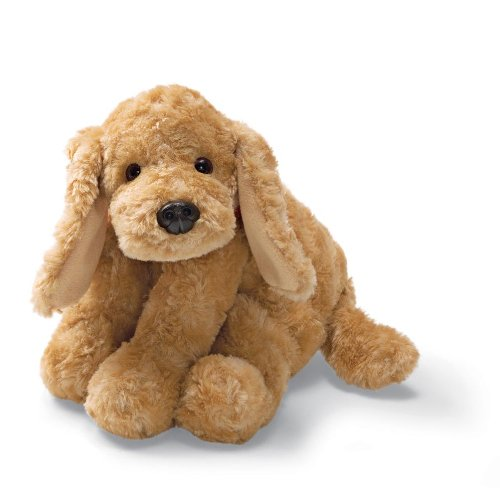 GUND 10-Inch Puddles Dog (Best Friends A Kid A Dog And A Puddle)