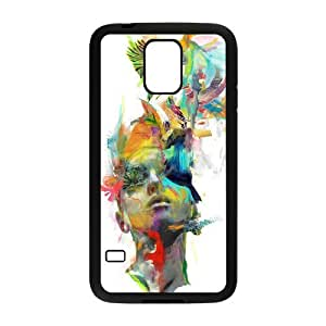 Customized Dual-Protective Case for SamSung Galaxy S5 I9600, Dream Theory Cover Case - HL-R653545
