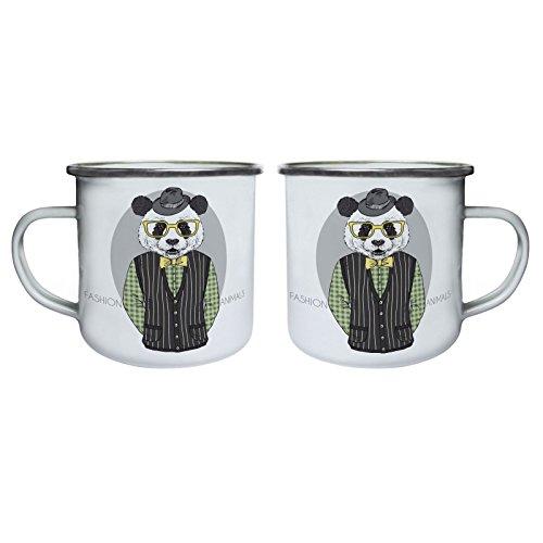 Bear Tasse Mode Ellegant 280ml R Y258e Panda De Eacute Animaux 10oz xedCBo