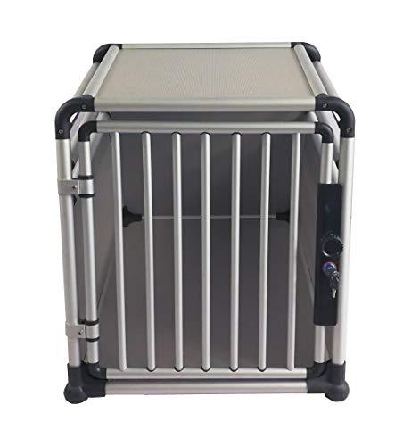 Secure Aluminum Pro Series Aluminum Car Crate, X-Large/35.5