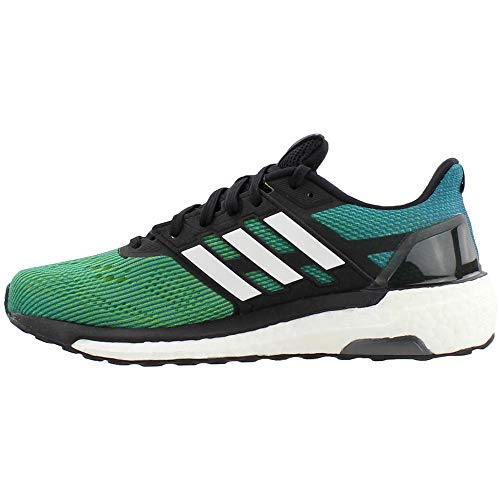 pretty nice d6fde 1c669 adidas Men s Supernova M Running Shoe, Slime White Hi-Res Blue,