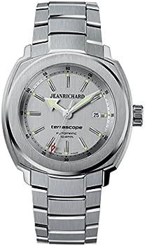 JeanRichard Terrascope Men's Automatic Watch
