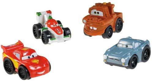 Fisher Price Disney Pixar Wheelies 4 Pack