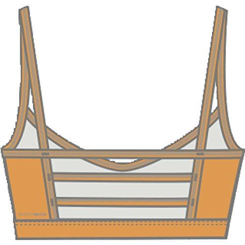 Reebok Rebel Soutien-Gorge de Sport Femme